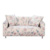 George Jimmy Double Sofa Cover Modern Elastic Sofa Couch Throws Slipcovers Non-S - $58.65