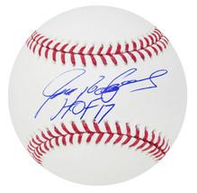Ivan Rodriguez Signed Rawlings Official MLB Baseball w/HOF'17 (JSA) - $219.00
