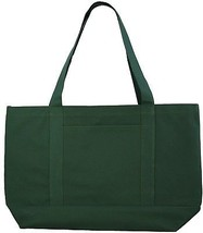 Daily Tote (Forest Green) - $19.05