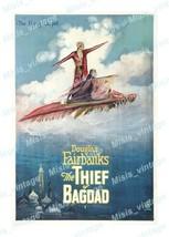 The Thief of Bagdad 1924 Vintage Movie Poster Reprint  - $5.95+