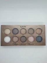 NYX Dream Catcher Eye Shadow Palette DCP01 Golden Horizons - $9.89