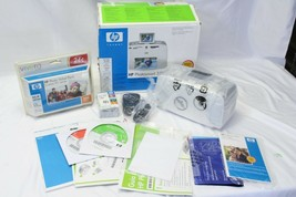 HP Photosmart 375 Photo Inkjet Printer with HP Photo Value Pack 200 Photos - $88.19