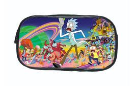 Rick And Morty Pen Case Series Pencil Box Running Rick - $11.99