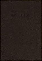 NIB NKJV Foundation Study Bible Leathersoft Brown Red Letter Edition: Ho... - $27.16