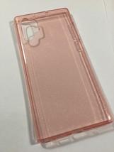 Spigen Liquid Crystal Glitter Case For Samsung Galaxy Note 10+ Plus Rose Quartz - $8.91