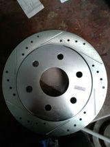 Power Stop AR8645XL Rotor Brake & Wheel Hub(jew) image 5