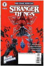 Stranger Things + Black Hammer #1 Free Comic Book Day FCBD NM 2019 - $5.95