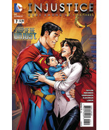 DC injustice gods among us #7 year Three  march 2015 Sleep of the unjust - $9.89