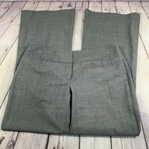 Express Women's 'Publicist' Gray Dress Pants Work Pants Slacks Size 10 - $22.09