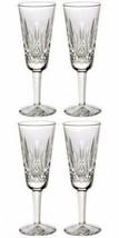 Waterford Lismore Champagne Flute 4 oz Pair Two Boxes (4) Glasses 154040 New - $234.78