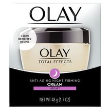 Olay Total Effects Anti-Aging Night Firming Cream 1.7 OZ  - $12.89