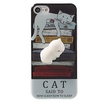 HTC U Play Case,3D Poke Squishy Cat Seal Panda Polar Bear Squeeze Stretch Compre - $9.89