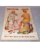 Chilton's Motor Age Auto Service Magazine August 1959 H Bradley Cover Buick - $7.95
