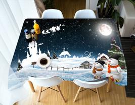 3D Weihnachten Xmas 220 Tischdecke Tuch Geburtstagsfeier Event AJ WALLPA... - $64.19+