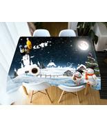 3D Weihnachten Xmas 220 Tischdecke Tuch Geburtstagsfeier Event AJ WALLPA... - $62.32+