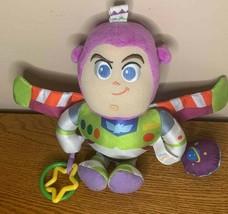 Buzz lightyear disney baby toy story crinkle - $14.25