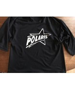 polaris snowmobile Jersey K1 XL Made In USA - $23.75