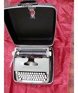 SCM Smith Corona Typewriter Super Sterling - $395.99