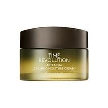 [MISSHA] Time Revolution Artemisia Calming Moisture Cream - 50ml Korea C... - $32.38+