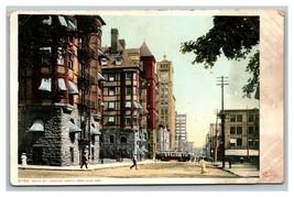 Vintage Early 1900's Postcard Sixth Street Portland Oregon POSTED - $15.81