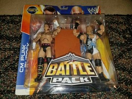 WWE Collection_Battle Pack Series # 29_CM PUNK vs RYBACK figures_Battle ... - $25.73