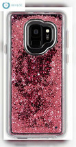 Case-Mate - Samsung Galaxy S9 Case - WATERFALL - Cascading Liquid Glitte... - $37.71