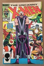 Uncanny X-Men #200 Marvel Comic Book from 1985 VF Condition DOUBLE SIZE - $3.63