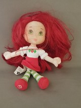 "Strawberry Shortcake 2008 Hasbro American Greetings Doll 19108 5"" - $8.50"