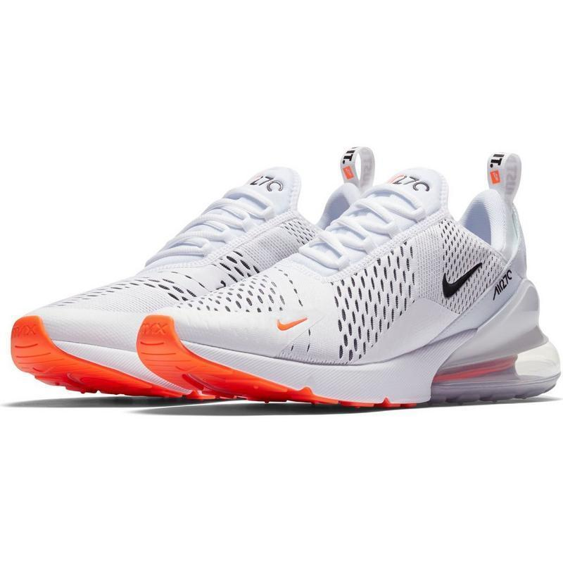 Men's Authentic Nike Air Max 270 Just Do it Shoes Sizes 8-14