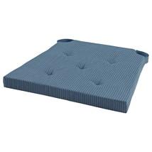 IKEA JUSTINA Chair Pad Dark Blue Indoor Outdoor Patio Seat Cushion, 303.... - $23.75