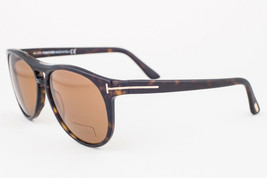 Tom Ford Callum Brown Havana / Brown Polarized Sunglasses TF289 52H - $175.42
