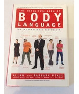 The Definitive Book of Body Language - $10.00