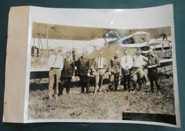 antique G. ELIAS & BRO AIRPLANE commercial PHOTOGRAPH buffalo ny AIRCRAFT - $47.95