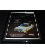 1971 Toyota Mark II Framed 11x14 ORIGINAL Vintage Advertisement - $41.71