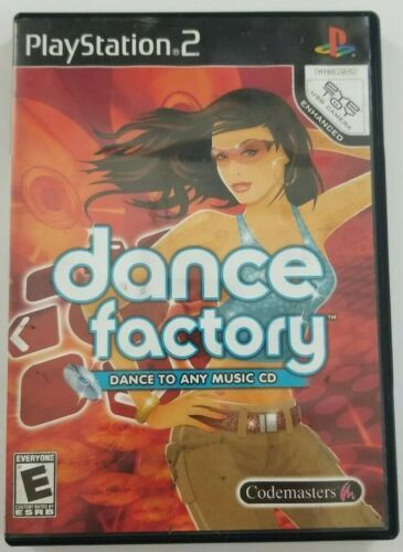 Primary image for Dance Factory Dance to any Music CD PS2 Game Playstation 2