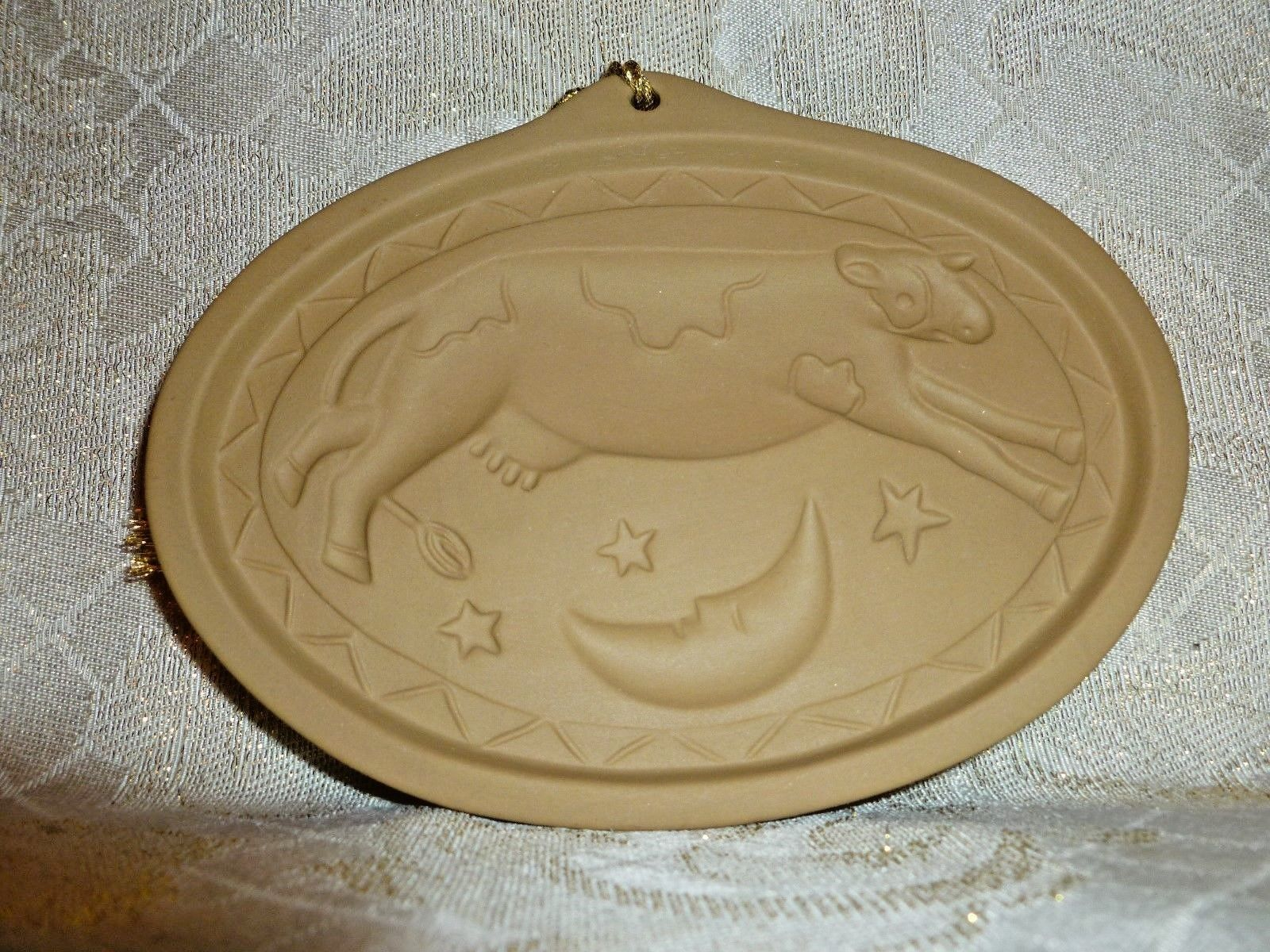 Brown Bag Cookie Art 1993 The Cow Jumped Over The Moon Hill Design