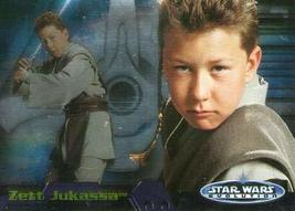 2006 Topps Star Wars Evolution Update #75 Zett Jukassa trading card NM - $2.93