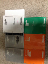 2001 Mazda 626 Service Repair Shop Manual Set W Transaxle Books EWD + Body OEM - $148.49