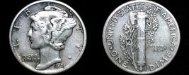 1943-P Mercury Dime Silver - $5.49