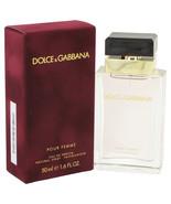 Dolce & Gabbana Pour Femme by Dolce & Gabbana Eau De Parfum Spray 1.7 oz - $46.95