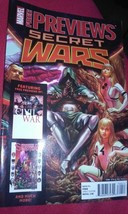 Marvel Free Previews - Secret Wars - Free Comic... - $1.49