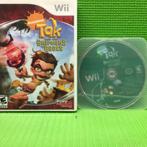 Tak and the Guardians of Gross - Nintendo Wii   Disc Plus - $7.00