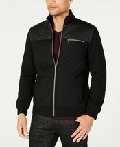 NEW MENS INC INTERNATIONAL CONCEPTS FAUX FUR LINED QUILTED JACKET M - $28.70