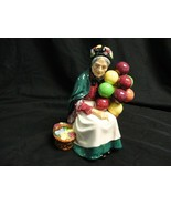 Royal Doulton The Old Balloon Seller Figurine - $57.88