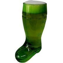 Barraid Beer Boot Glass 650 ml (Green) - $382,27 MXN