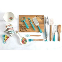 The Pioneer Woman Wildflower Whimsy 20-Piece Gadget Set New In Sealed Box - $57.38 CAD