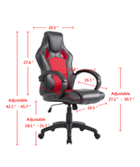 Gaming Chair Executive Swilve Ergonomic Racing Style High Back Office De... - $79.99+