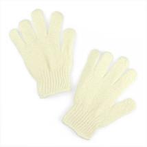 Urban Spa Exfoliating Gloves - Cream - £11.57 GBP
