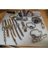 Women's / Men's Wrist Watches - Mixed Lot of 18 - $225.23