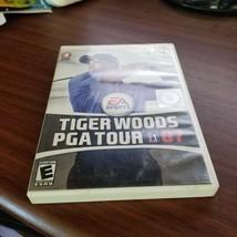 Tiger Woods PGA Tour 07 (Nintendo Wii, 2007) Complete CIB - $3.96